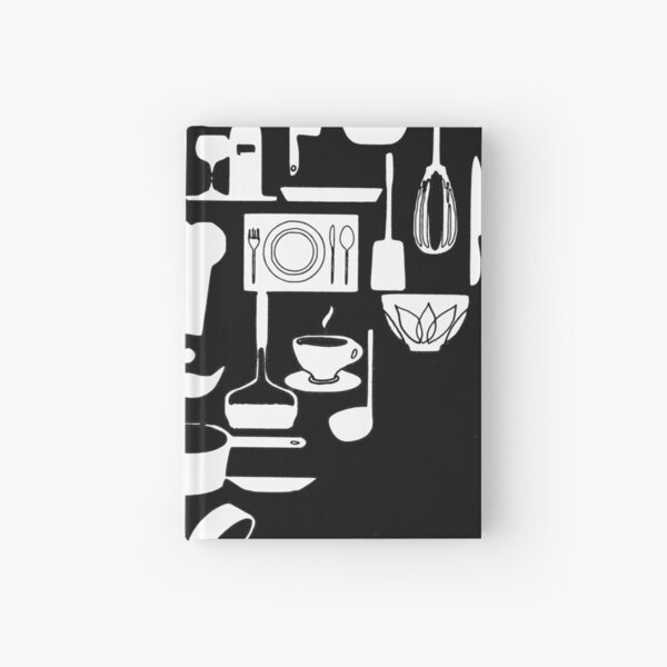 Chef Culinary Love Life Hardcover Journal