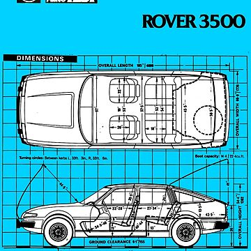 ROVER SD1 3500 by ThrowbackMotors