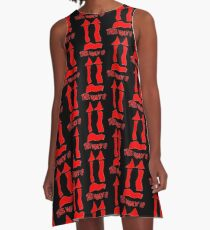 This Way Up !  A-Line Dress