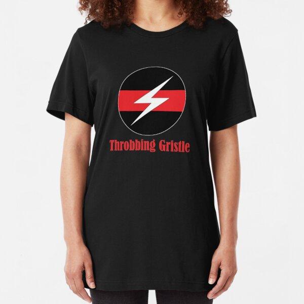 Throbbing Gristle Slim Fit T-Shirt