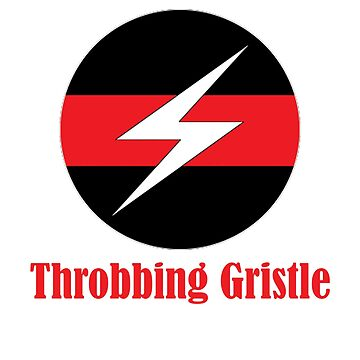 Throbbing Gristle by ADesignForLife
