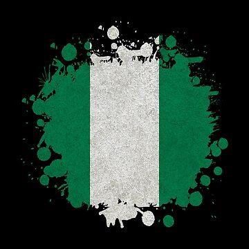 Nigeria blob by Rocky2018