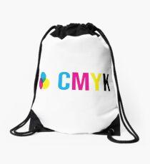 CYMK Drawstring Bag