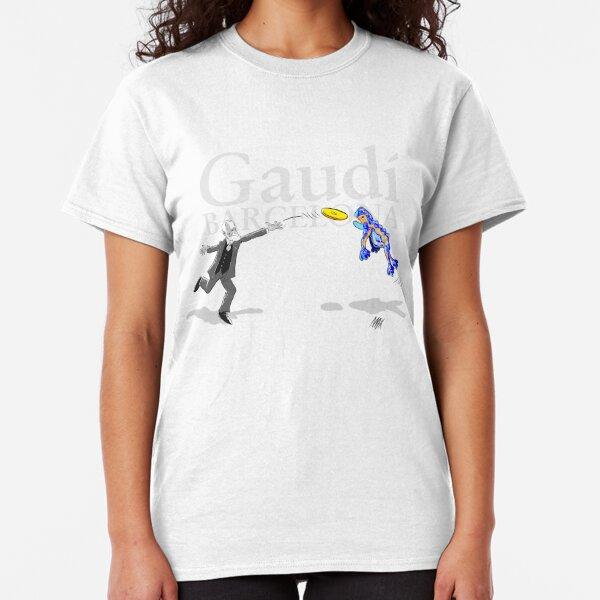 Gaudí - Barcelona Camiseta clásica