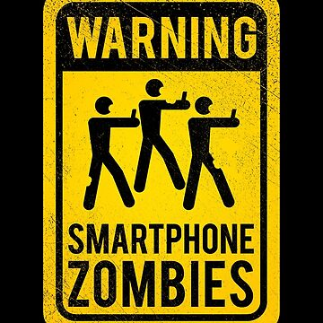 Smartphone Zombies by Lanfa