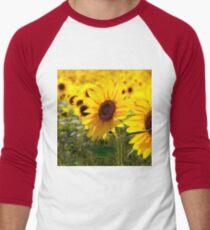Sunny delight  Men's Baseball ¾ T-Shirt
