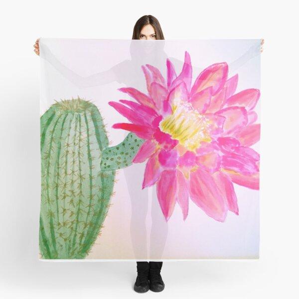 Cactus Bloom Scarf