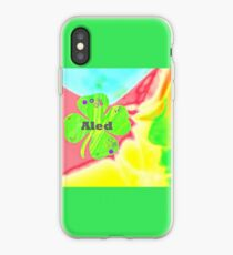 Aled - good luck iPhone Case