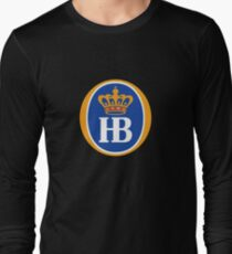 HOFBRAU LOGO Long Sleeve T-Shirt