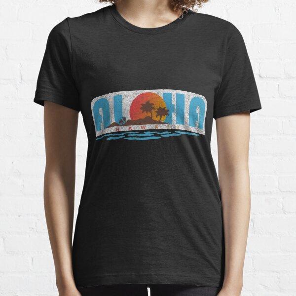 Aloha Hawaii Essential T-Shirt