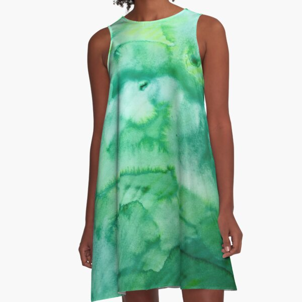 It's not easy being green A-Line Dress