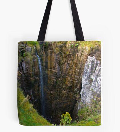 Pot Hole (Buttertubs Pass) Tote Bag