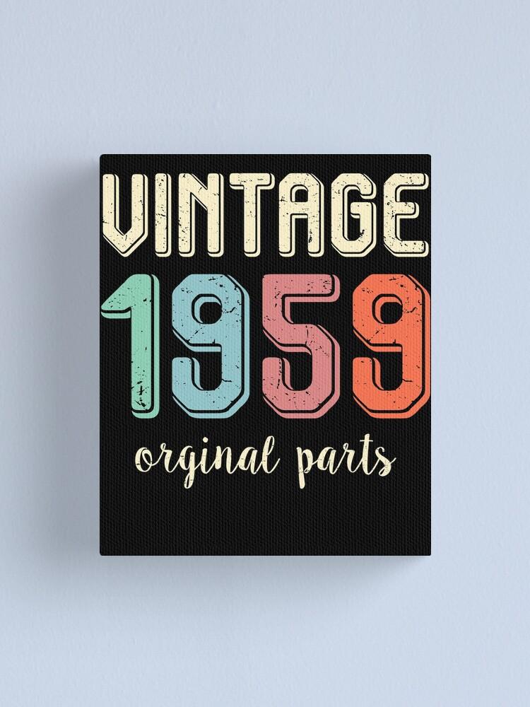 Novelty Themed Women/'s T-Shirt LEGEND SINCE 1959 Birth Year //Birthday Gift