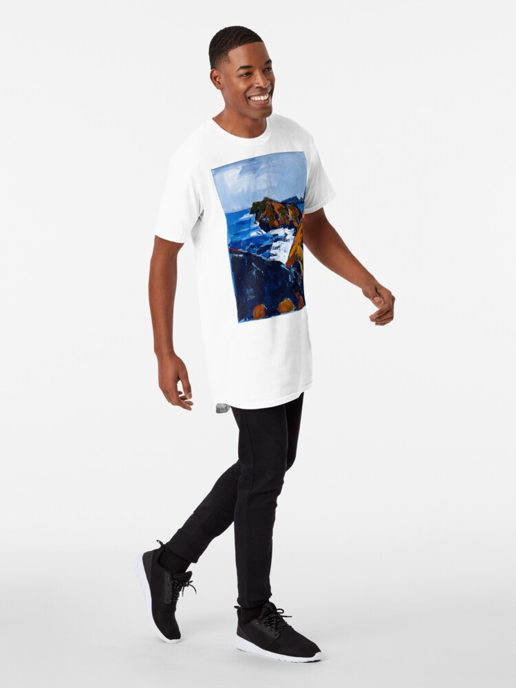 Alternate view of Rocky Surf Long T-Shirt