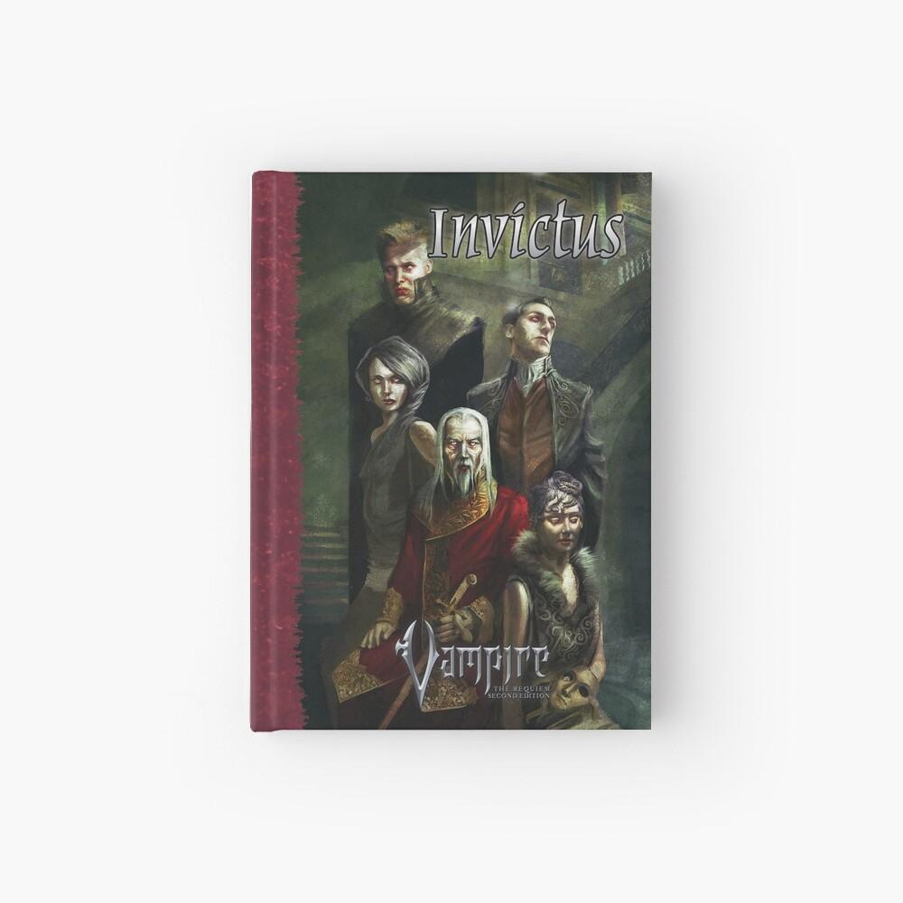 Requiem Covenant Art: Invictus Hardcover Journal