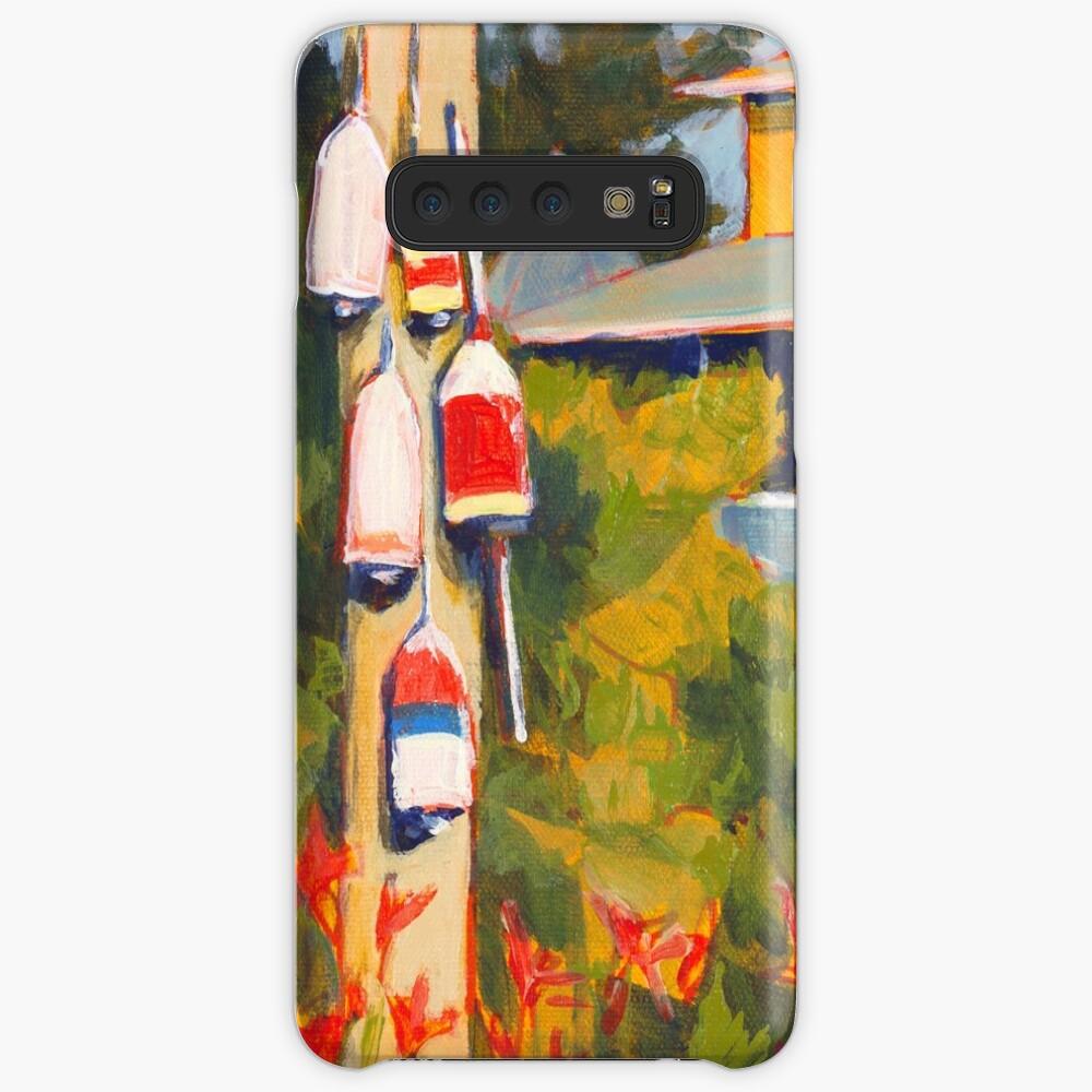 Buoys on a Telephone Pole Case & Skin for Samsung Galaxy