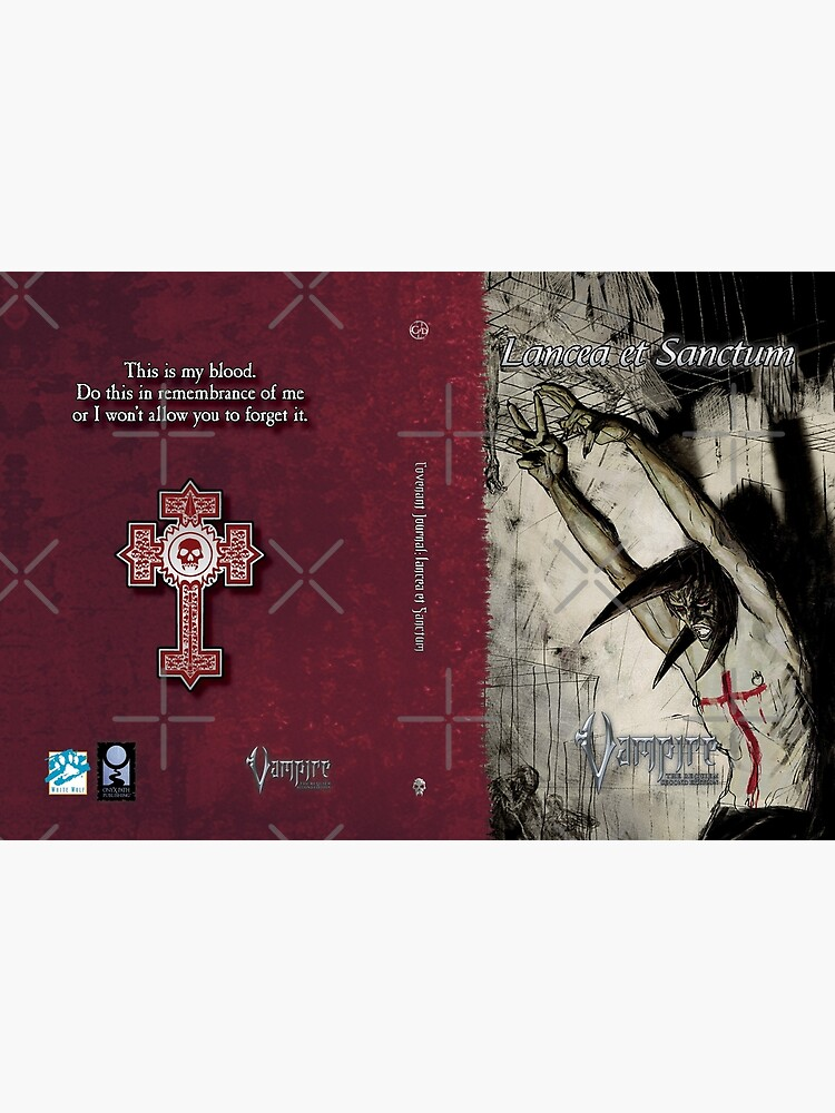 Requiem Covenant Art: Lancea et Sanctum by TheOnyxPath