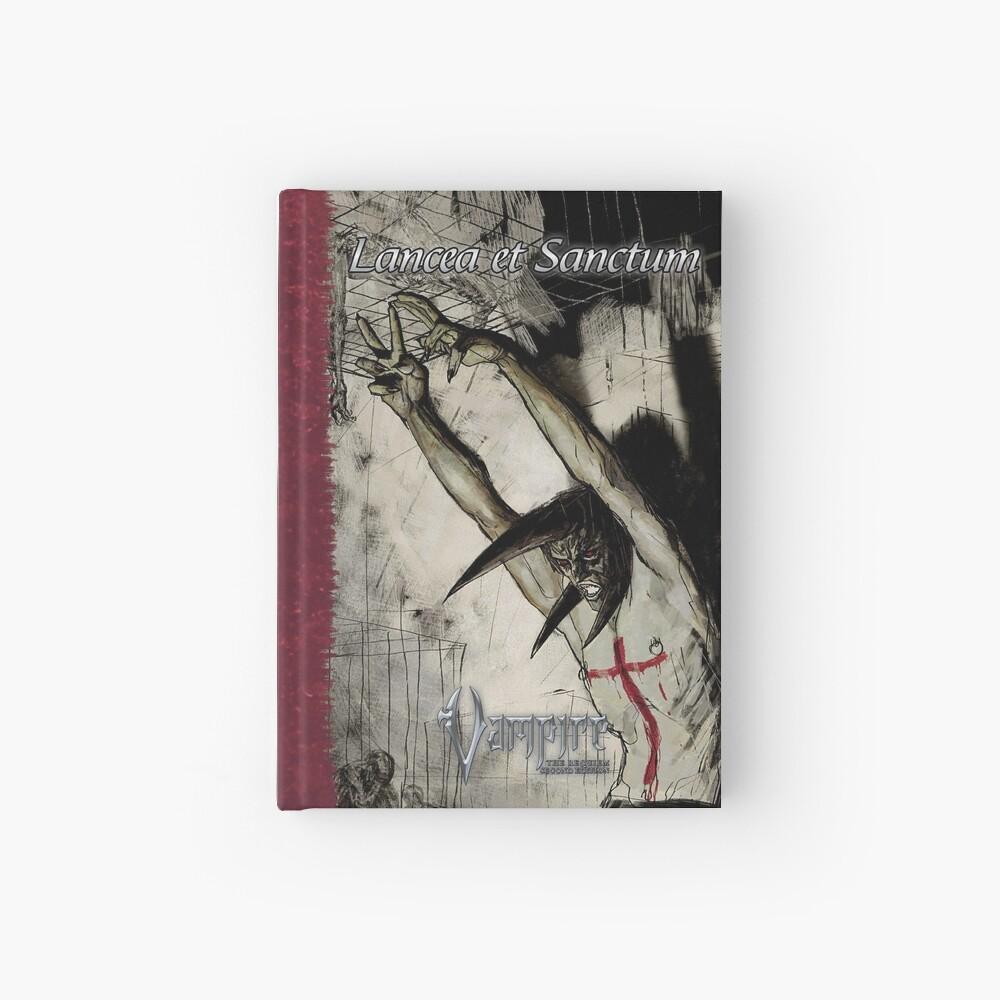 Requiem Covenant Art: Lancea et Sanctum Hardcover Journal