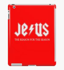 Jesus is the Reason For Season iPad Case/Skin