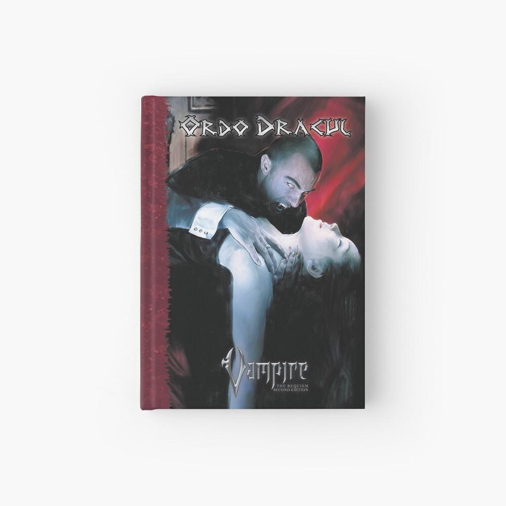 Requiem Covenant Art: Ordo Dracul Hardcover Journal