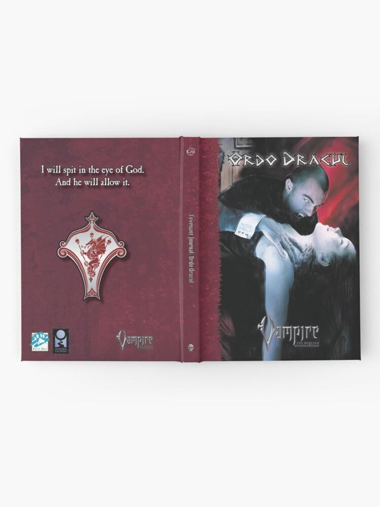Alternate view of Requiem Covenant Art: Ordo Dracul Hardcover Journal