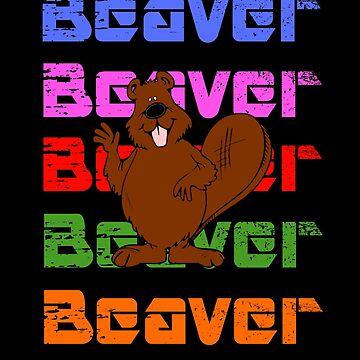 Beaver beaver beaver by Daniel0603