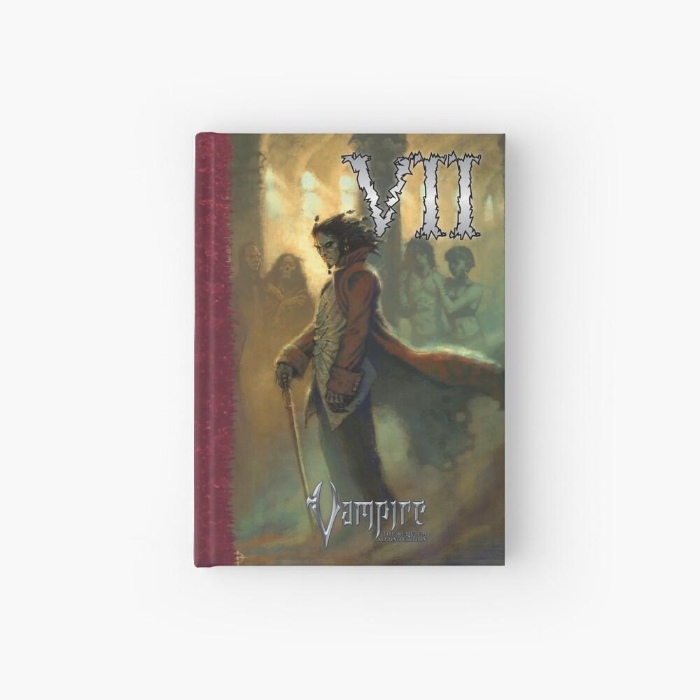 Requiem Covenant Art: VII Hardcover Journal