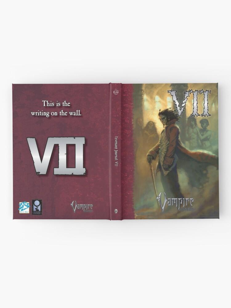 Alternate view of Requiem Covenant Art: VII Hardcover Journal