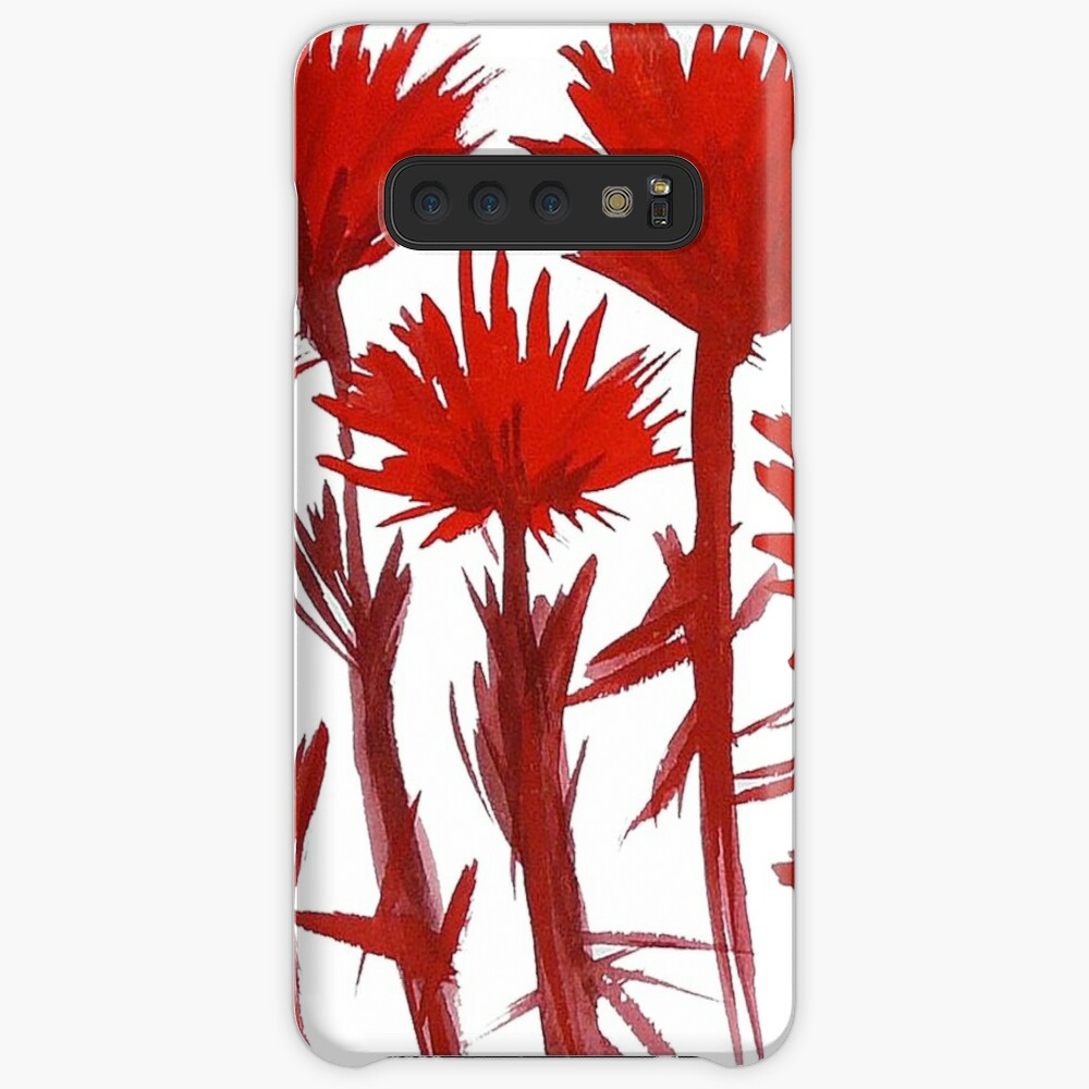 Indian Paintbrush  Case & Skin for Samsung Galaxy