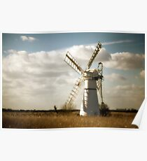 Thurne Windmill! Poster
