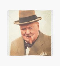 Prime Minister, Winston Churchill Scarf