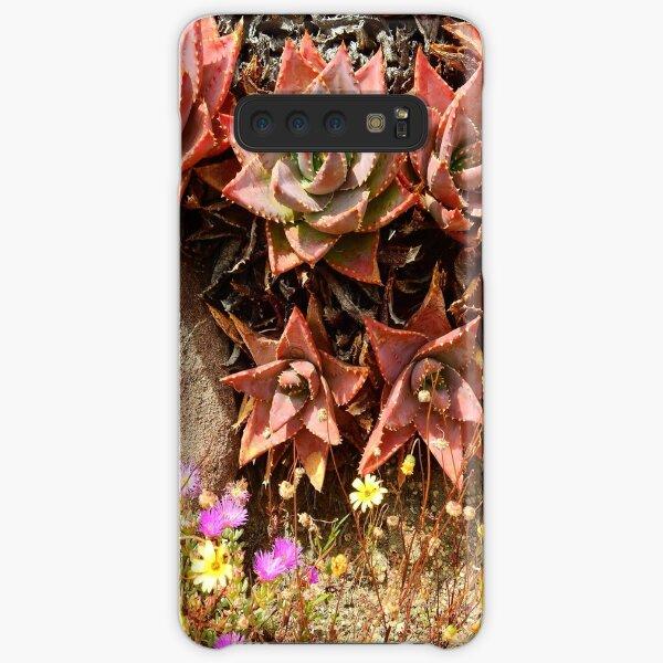 In the Botanical Garden Samsung Galaxy Snap Case