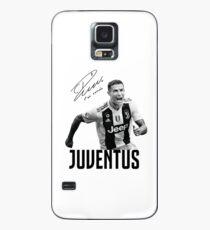 ronaldo - top player - juve Case/Skin for Samsung Galaxy