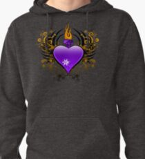 Flaming Heart T-Shirt