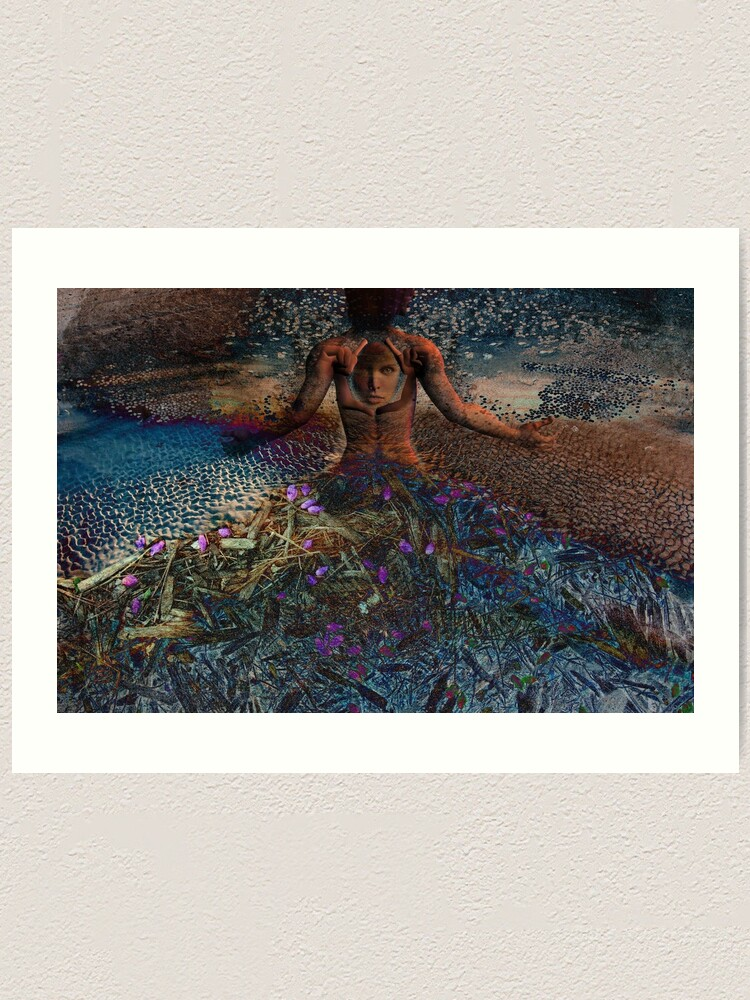 Alternate view of Visions of Tomorrow Art Print