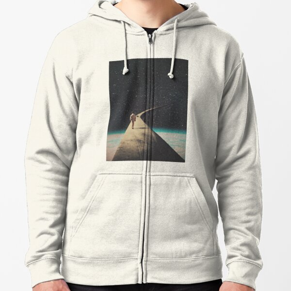 We chose This Road My Dear Zipped Hoodie