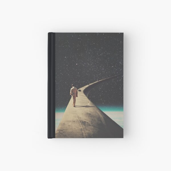 We chose This Road My Dear Hardcover Journal