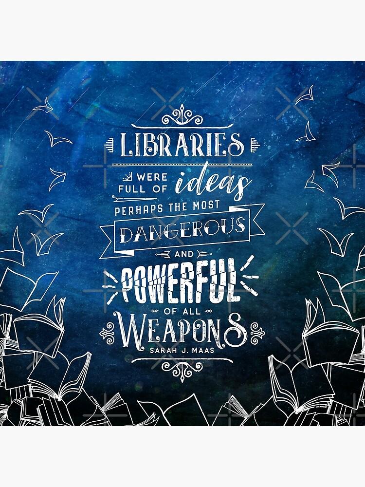 Libraries by stellaarts