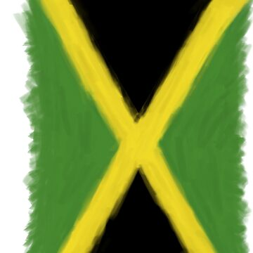 Jamaica flag by FerreiratFF