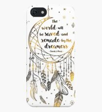 The world will be saved iPhone SE/5s/5 Case