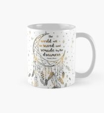 The world will be saved Classic Mug
