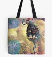 Birth of Dreams Tote Bag