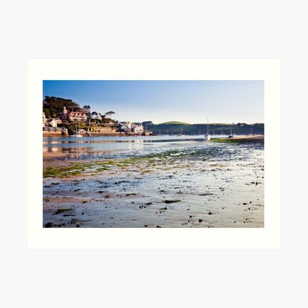Salcombe Harbour Art Print