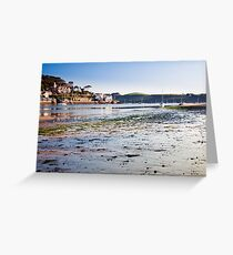 Salcombe Harbour Greeting Card