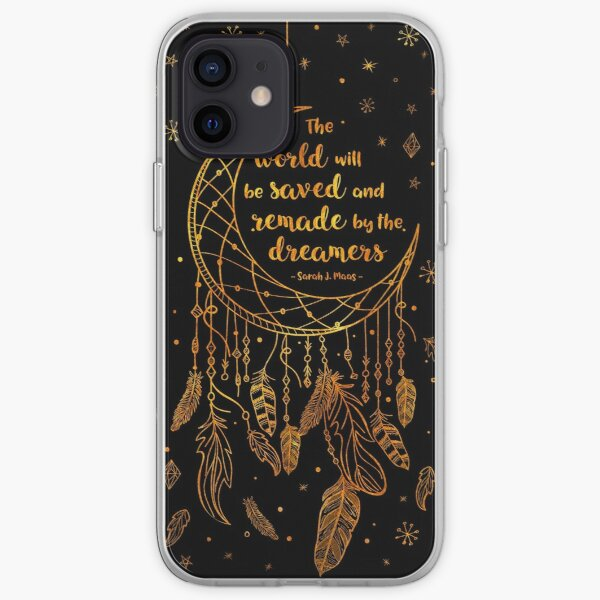 Saved and Remade - gold iPhone Soft Case