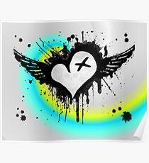 Cross My Heart. Poster