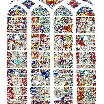 Stained Glass Window by mrthink