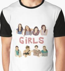 """""""Taking the next step in a series of random steps."""" - GIRLS  Graphic T-Shirt"""