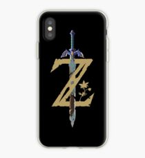 Breath Of The Wild Logo iPhone Case