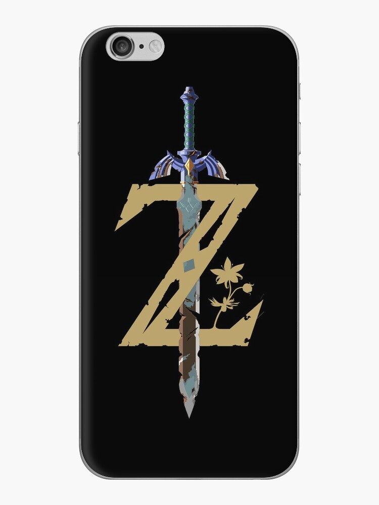 «Breath Of The Wild Logotipo» de Americ